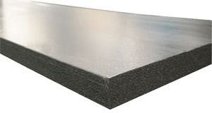 SilverGlo™ crawl space wall insulation available in Ontario