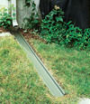 gutter drain extension installed in East Rochester, New York